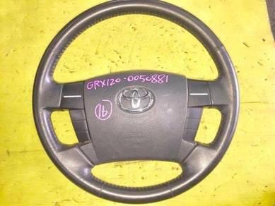 JDM Toyota Mark X Steering Wheel GRX120 04-09