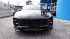 Porsche Macan Turbo TechArt Front Lip - FRP