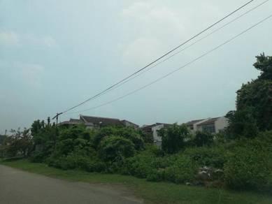 Residential land near Jalan Tiong
