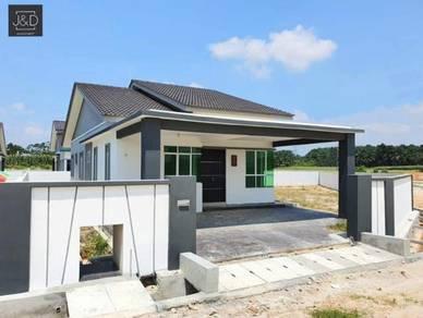 Rumah Banglo 1 Tingkat Di Bandar Seri Iskandar
