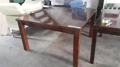 Good quality hard wood table