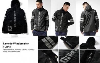 Remedy Windbreaker Jacket Fashion Trendy Wear