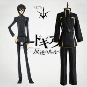 CODE GEASS Lelouch of the Rebellion cosplay costum