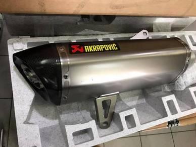 Akrapovic Slip On ~ Yamaha XMax 250 ~ X-Max 250