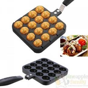 Takoyaki grill pan 09
