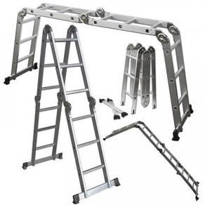 Ladder - Tangga new Lipat aluminium
