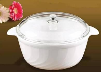 2.5L vitro white casserole