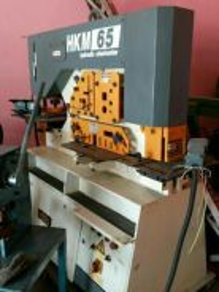 Steelworker bending machine 65