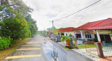 FACING OPEN 1 Storey Taman Meru Aman Jalan Kasban Meru Klang FREEHOLD