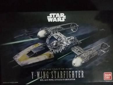 Bandai Star Wars Y-Wing Starfighter