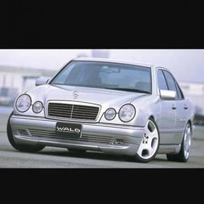 Mercedes w210 bodykit wald style