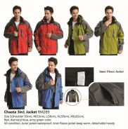 Chaota 2in1 Jacket