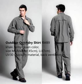 Outdoor Quickdry Shirt