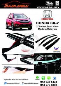 Honda BRV Mugen Door Visor