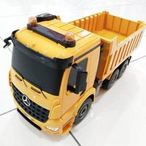 Dump Truck RC Lorry Pasir LORI Full Function