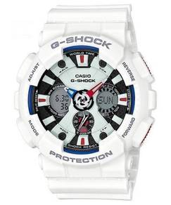 Casio G SHOCK MOTOCYCLE SERIES GA120TR-7-ORIGINAL