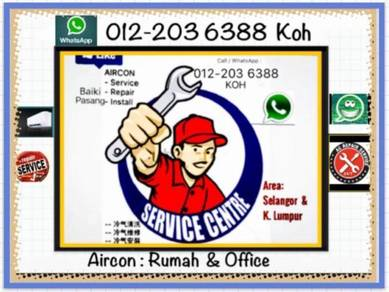 Servicing Aircond K.L/SEL Air con Pro AIR COND