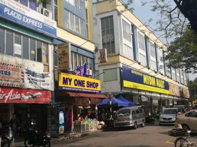 Freehold shah alam prime location shop lot with high roi