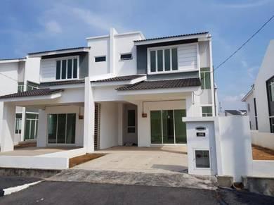 100% Loan, 2 Storey Semi-D, Sg Sungai Petani, Kedah