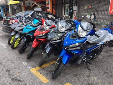 Yamaha lc135 lc 135 135lc V6 ready stock