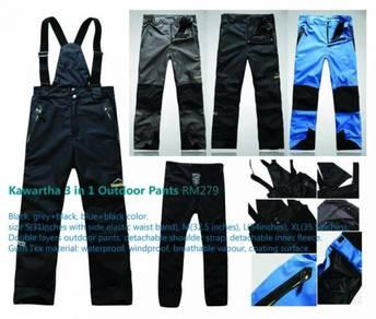 Kawartha 2in1 Outdoor Trousers
