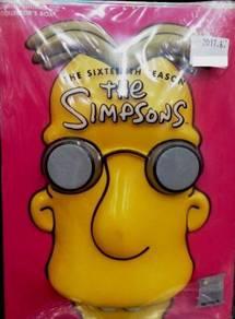 DVD The Simpsons The Sixteenth Season Anime