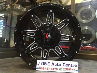 Offroad txw wheels 20inc rim fj cruiser ranger