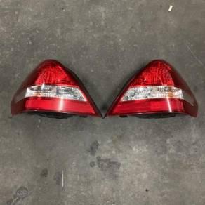 Nissan Latio 2007 Sedan Tail Lamp (Original)