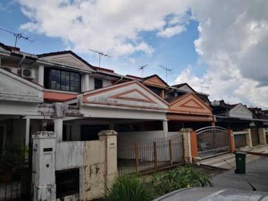Keranji,Tabuan Jaya,One and a half storey corner house for sale