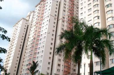 Sentul infront LRT melur apartment not sharing room