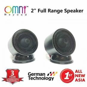 Omni 2inch full range speaker spk 3 years warranty