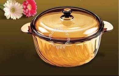 3.8L vitro amber casserole
