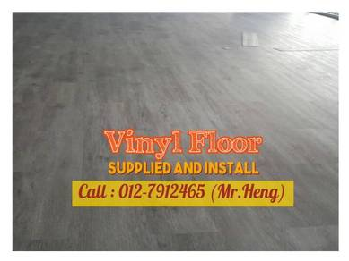 NEW Made Vinyl Floor with Install PQ62