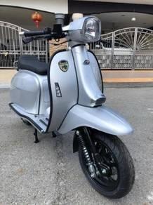 Promosi Merdeka Scomadi TT125 2019 (Low Dep)