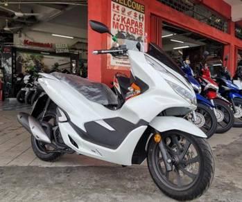 New Honda PCX150 PCX 150 V3 Fi Keyless Muka700