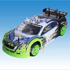 RC hsp car engine 2 speed gear