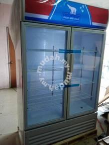 2 doors chiller