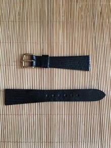 RICOH Genuine Lizard Leather Watch Strap 16mm