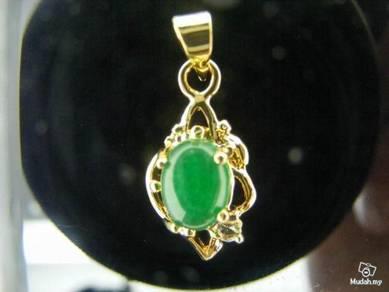 ABPJ-M001 Fashion Mini Pendants 18K Chain Necklace