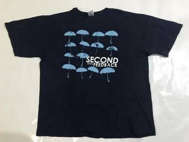 Second story feedback tee shirt