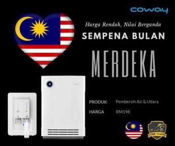 Water Purifier+Air Purifier Coway