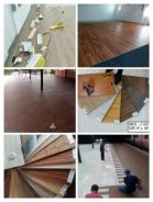 Promosi hebat, Vinyl floor dan Carpet office