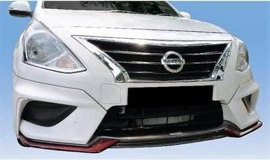 Nissan Almera 2016 Nismo Bodykit PU