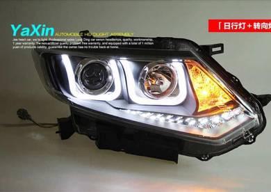 Xtrail x trail T32 headlamp head lamp light led