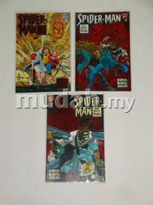 SPIDER-MAN. The Lost Years. complete set