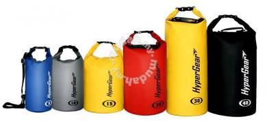 Hypergear 15 litre dry bag- Waterproof ( New )