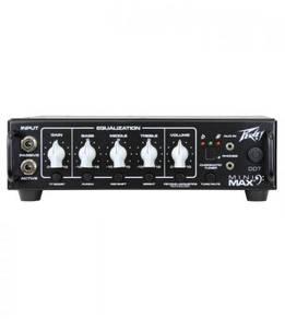 Peavey mini max 500W Bass Guitar Amplifier Head