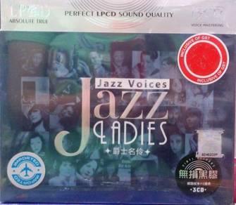 IMPORTED CD Jazz Ladies Jazz Voices Perfect LPCD