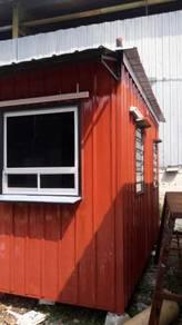 Cabin Guardhouse 8ft / Customize Pondok