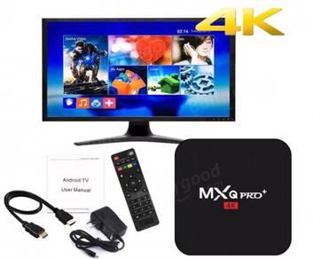(ORIGINAL) Mx tv decoder box new
